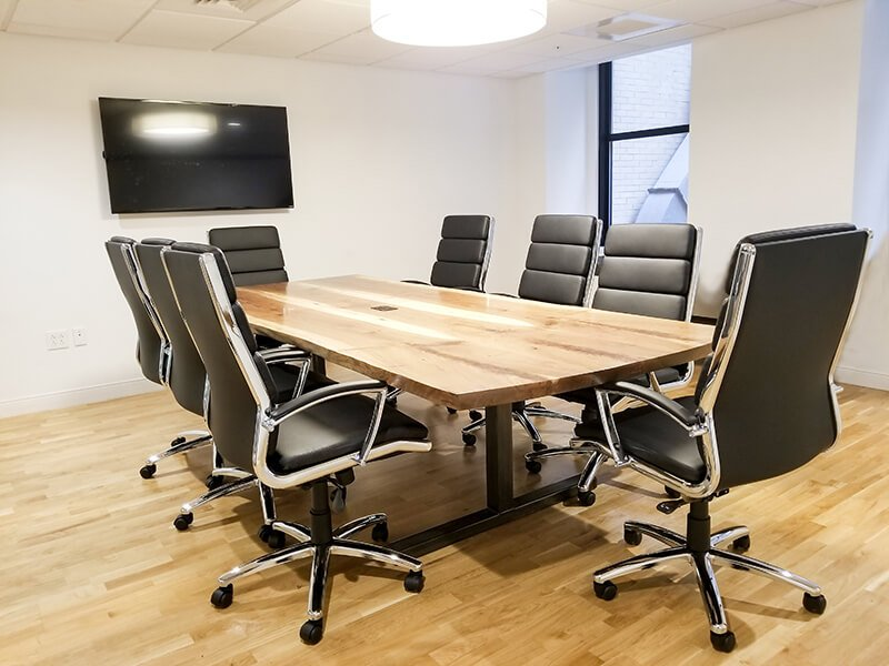 The Mill conference room