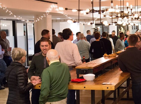 The Mill offers a fully equipped event space