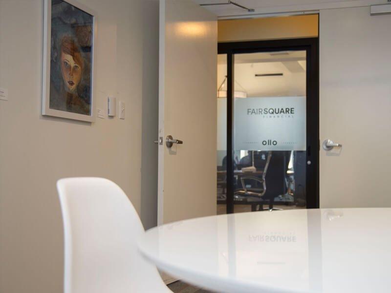 Fair Square Finances office