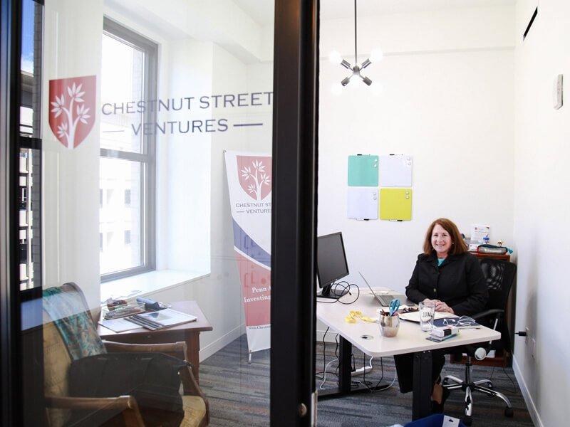 Gail Ball of Chestnut Street Ventures
