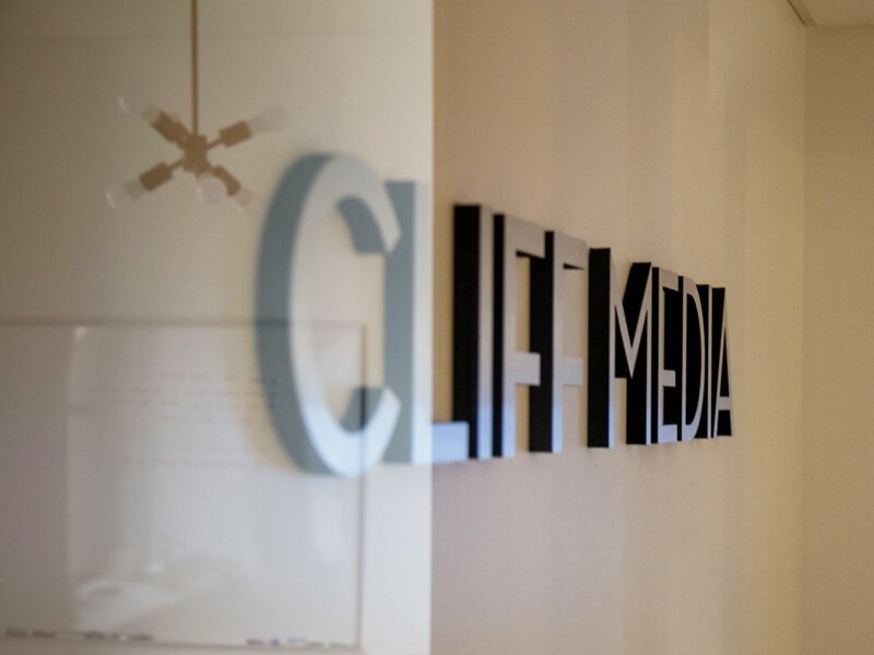 Cliff Media office