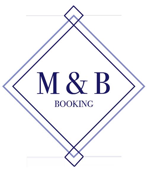M&B Booking logo